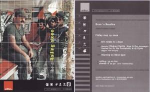 10 drum&bassline mei.2000 (design-Dizplay)