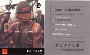 16 drum&bassline feb.2001 (design-Dizplay)