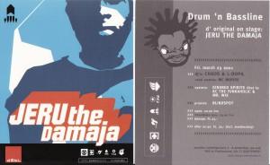 17 drum&bassline mrt.2001 (design Dizplay)