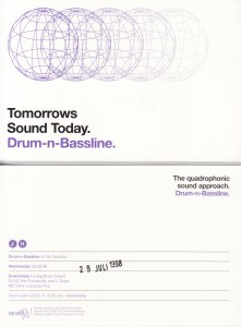 6 drum&bassline aug.1998 (design - Experimental Jetset)