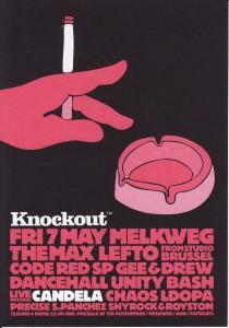 12 Knockout mei.2003 (design-Parra)