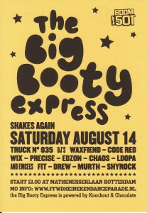 2 Big Booty Express aug.2002 (design Hotel)