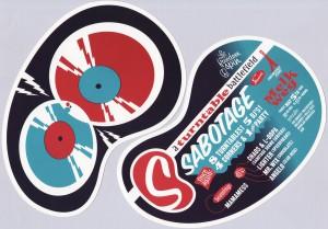 20 Sabotage mei.2000 (design-Shamrock)