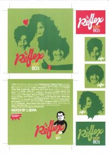 20 The Reflex cd 2003